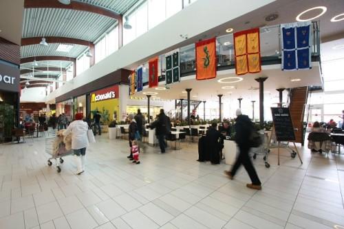 Avion Shopping Park snižuje spotřebu elektřiny