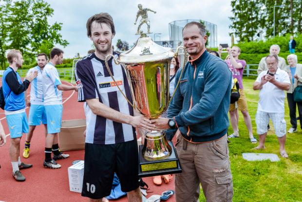 Společnost Astur & Qanto zorganizovala turnaj ve fotbale