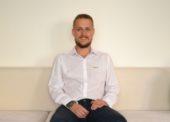 Martin Šimbera, asistent jednatele sítě Brněnka: Peklem je pro mě lidská závist a agresivita