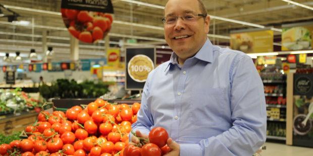 Jamie Walker: Tesco chce zlepšit vztahy s dodavateli