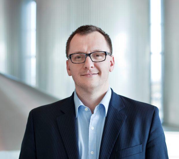 Tom Verhaegen je prozatímní ředitel Plzeňského Prazdroje