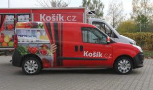Košík.cz expanduje do regionů, obsloužit může až 5,5 milionu obyvatel