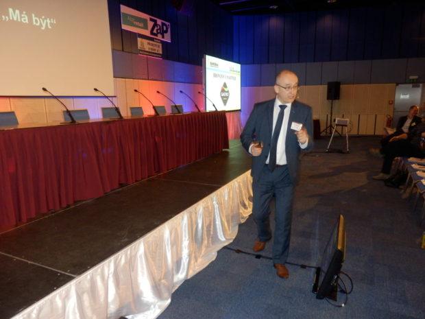 Motivátor Ivo Toman na kongresu Samoška: Změňte pravidla a zvítězíte