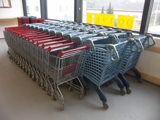 Česko má 1 334 supermarketů. Nejvíce ve střední Evropě