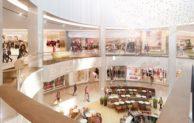 Celková plocha obchodních center se rozšíří jen málo