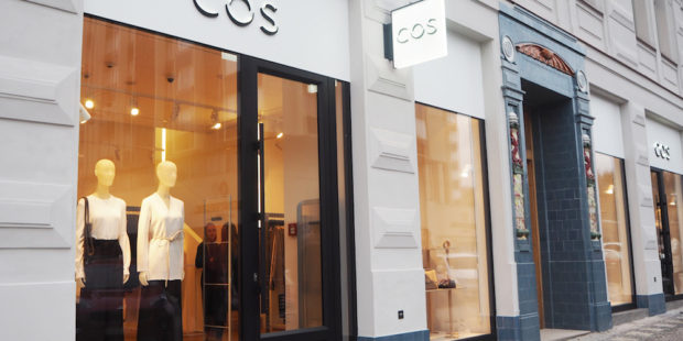 Na český trh vstoupilo loni 22 značek, mezi nimi móda COS nebo hračkářství Hamleys