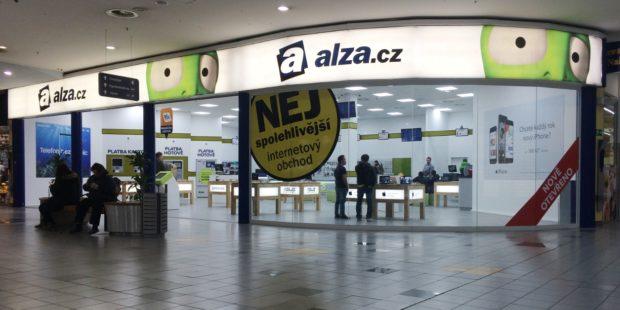 Alza posiluje doručování zásilek přímo ze skladů dodavatelů
