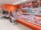 Supermarket Coop Tip v Mladé Vožici po rekonstrukci: Větší prostory i nové vybavení