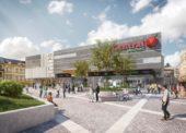 Otevřela obchodní zóna Central v Jablonci nad Nisou