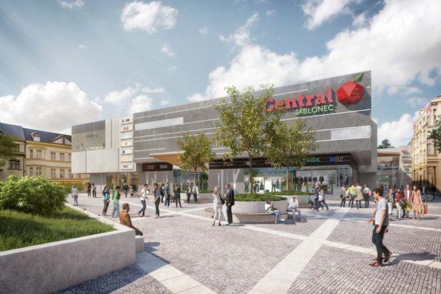 fe8f0d33e9 Otevřela obchodní zóna Central v Jablonci nad Nisou