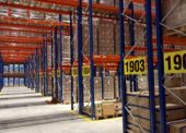 MD logistika otevřela nový mrazírenský sklad