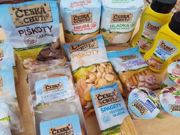 Pod značkou Česká chuť míří do Alberta české výrobky