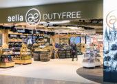 Pražské letiště má novou obchodní zónu Aelia Duty Free