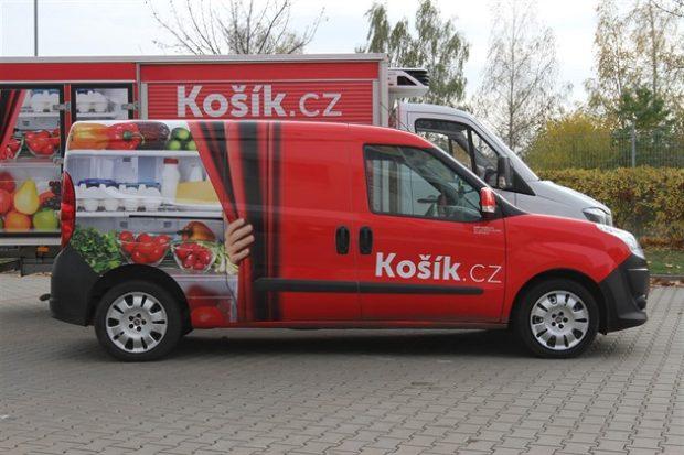 Košík.cz vstoupí do skupiny Mall Group. Spolu s Kolonial.cz se chce stát jedničkou na trhu