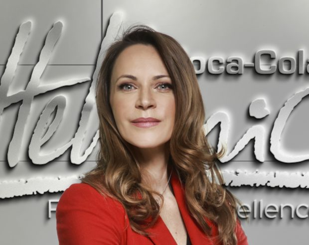 Českou a slovenskou Coca-Colu vede Maria Anargyrou Nikolić