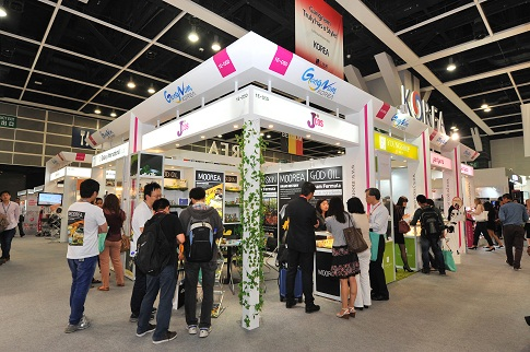 17.–19. 8. 2017 Veletrh Organic & Natural Trade Fair, Soul, Jižní Korea
