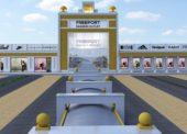 Freeport Fashion Outlet v Hatích se přestavuje, exteriér bude ve stylu secese