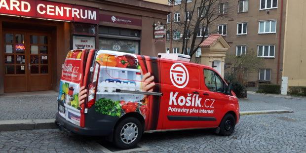 Mall Group přebírá Košík.cz – obnovuje plán spojení s Kolonial.cz
