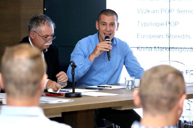 Daniel Jesenský je novým prezidentem asociace POPAI CE