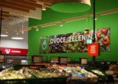 Potravinářské řetězce rozšířily loni počet prodejen o 21