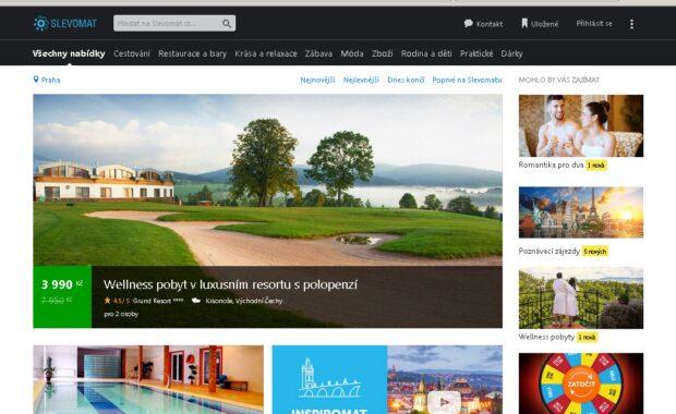 Slevomat.cz koupila britská firma Secret Escapes, která na internetu prodává luxusní dovolené