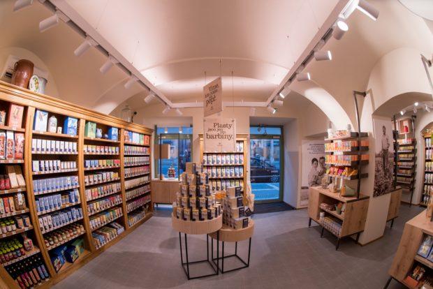 Výrobce biočajů Sonnentor otevřel prodejnu v centru Prahy