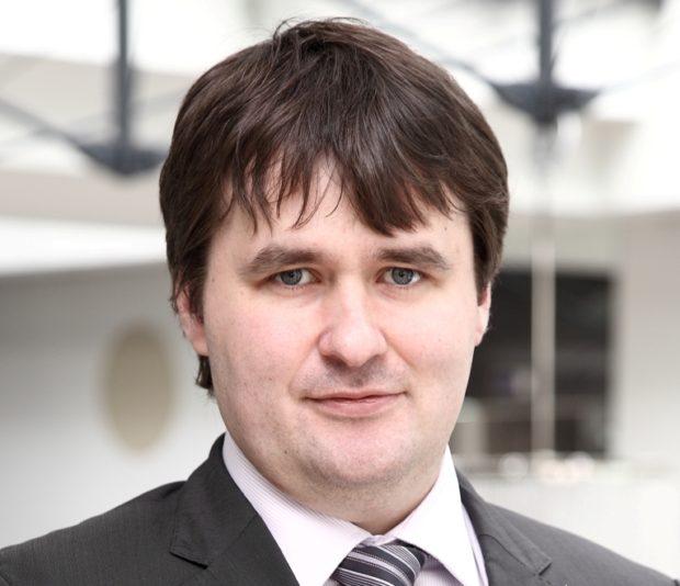 Radim Kratochvíl je country manažerem pro ČR v Karlovarských minerálních vodách