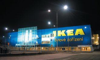 Ikea celosvětově rostla o necelá čtyři procenta, česká pobočka o tři