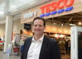 Matt Simister, generální ředitel společnosti Tesco pro střední Evropu: Chceme být prostě Tesco