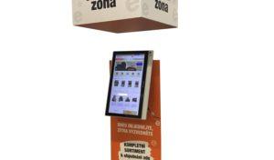 Prodejny Expert Elektro budu mít E-shop zóny