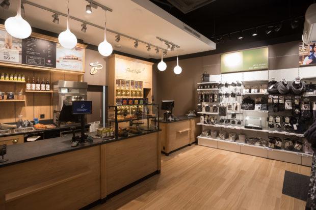 Obchod Tchibo otevřel v Praze na Letné. Je to teprve druhá prodejna v Česku mimo nákupní centra