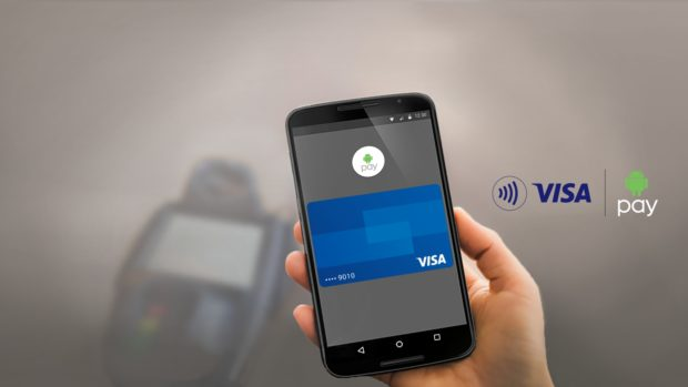 Android Pay dorazil do Česka. Placení mobilem bude možné na 144 tisících místech