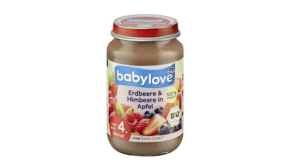 Kvůli obsahu chlóru stahuje drogerie dm ovocný kojenecký příkrm Babylove