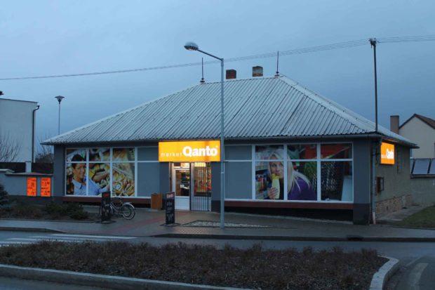 Nový obchod Qanto Market zprovoznili v Hněvotíně u Olomouce
