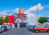 Liberecké nákupní centrum Géčko mění majitele, rozšíří se o tisíc metrů
