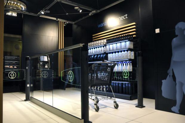 Systém Wanzl Connect digitalizuje prodejny, firma jej předvedla zájemcům