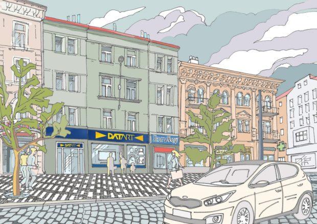 Datart otevřel další malou prodejnu a získal ocenění za přibližování se zákazníkům