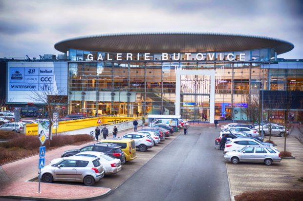 Rekonstrukce Galerie Butovice ukončena, má moderní osvětlení i atraktivní nájemce