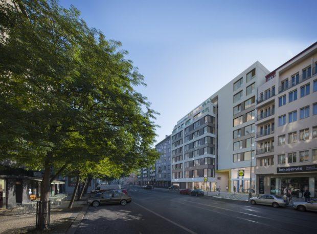 Investoři v prvním pololetí koupili v ČR nemovitosti za více než 900 milionů EUR