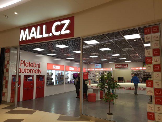 Mall.cz zaznamenal před Vánoci nárůst tržeb o čtvrtinu. Roste i obliba výdejních míst