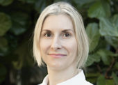 Za značku Studentská pečeť komunikuje Mária Hrablíková