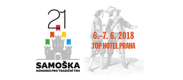 6.–7. 6. 2018 Kongres Samoška, Praha
