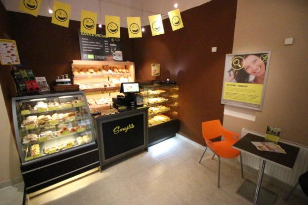 V Brně otevřelo druhé bezlepkové pekařství Smajlík