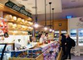 Sýrárna La Formaggeria Gran Moravia otevřela v pražském Obchodním centru Quadrio