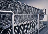 Spotřebitelé upřednostňují košíky na kolečkách