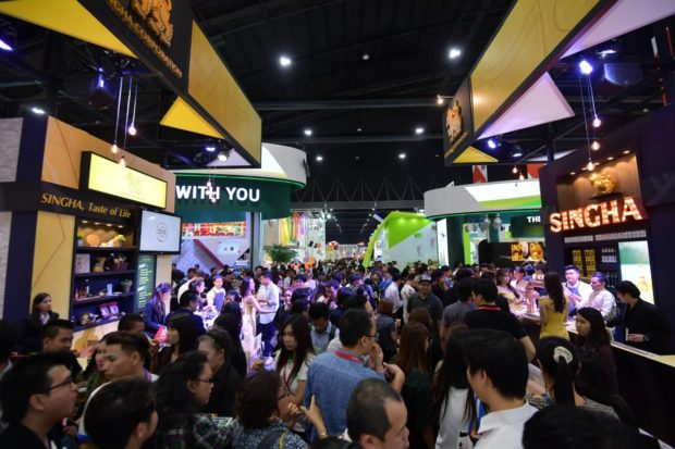 29. 5. – 2. 6. 2018 Veletrh Thaifex – World of Food Asia 2018, Bangkok, Thajsko