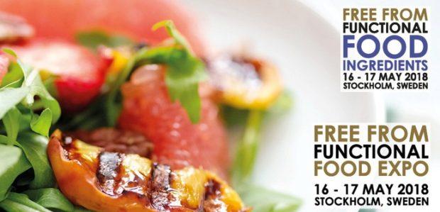 16.–17. 5. 2018 Veletrh Free From Functional Food Expo, Stockholm, Švédsko