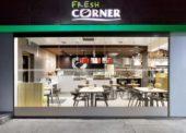 Koncept občerstvení Fresh Corner je už na stovce čerpacích stanicích MOL