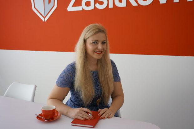 Simona Kijonková, jednatelka a spolumajitelka společnosti Zásilkovna: Hledíme do budoucnosti