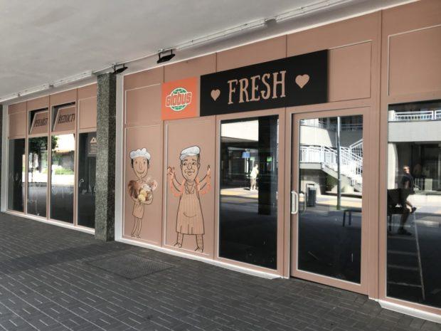 Globus otevírá první malý obchod s vlastními čerstvými potravinami